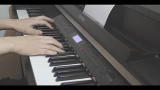 찬열 (CHANYEOL), 펀치 (PUNCH) - Stay With Me (도깨비/Goblin OST Part 1) - Piano Cover
