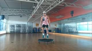 Cheguei - Ludmilla - Coreografia de Jump