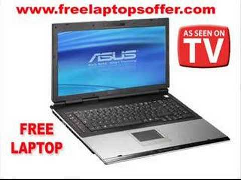 Free Laptops Offer! Get a HP Compaq Gift for FREE!