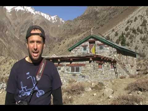 National Geographic Adventure at Nepal Trust  Health Post Halji