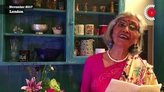 Mamta Gupta recites Dushyant Kumar's Ho Gayi Hai Peer Parbat Si