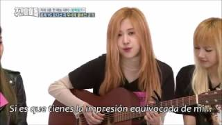 [SUB ESP] ROSE - Not For Long (Cover) - BLACKPINK