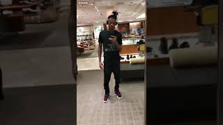 BOONK GANG PUTS WEAVE IN HIS HAIR|BOONK GANG LOST HIS MIND😂
