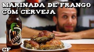 Como fazer frango e porco assado com uma marinada de cerveja Jeffrey @CookFork