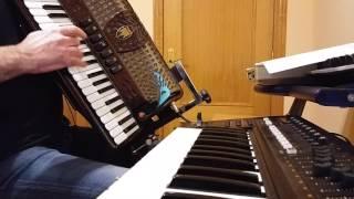 "Pasodoble ""Agárrate saxo"". Acordeón, accordion, fisarmonica, akkordion, acordeão"