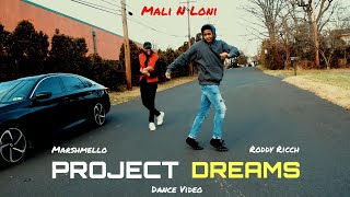 Marshmello & Roddy Ricch - Project Dreams (Official Dance Video)