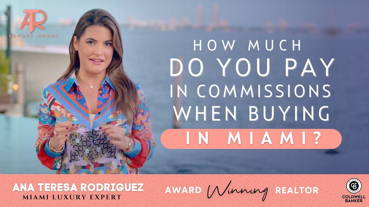 How much do you pay in commissions when buying? #Miami