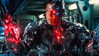 JUSTICE LEAGUE 'Unite The League - Cyborg' Trailer (2017) Teaser