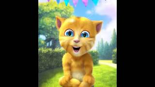 """Talking Ginger Sings """"Wanna Be Happy"""" by Kirk Franklin!"""