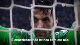 """Olha o Buffon (Barça eliminado)   Paródia"""" Olha a explosão"""" Mc Kevinho"""