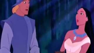Pocahontas - Quantas Cores o Vento Tem