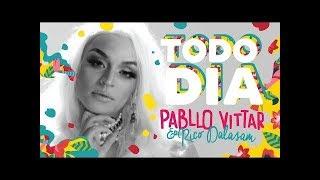 Pabllo Vittar- Todo Dia (feat Rico Dalasam) (Audio Oficial)(VIDEO OFICIAL)