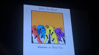 WHETHAN vs OLIVER TREE -WHEN I'M DOWN