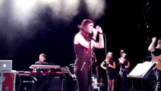 Elisa - Qualcosa che non c'è (Live @ Paris, Alhambra, 08-12-2014)