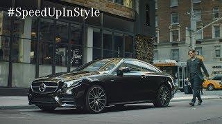 The new Mercedes-AMG E 53 #SpeedUpinStyle (Part 2)