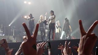 Guns N' Roses - Camisa de Richard Fortus - Foi por pouco