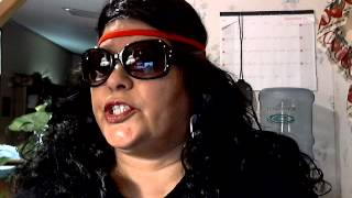 Mz.TwoHearts -As The Tipi Turns- Reporting Live From Lower Sioux