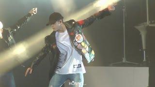 "[FANCAM] 160618 GOT7 1st CONCERT  FLY IN Guangzhou ""Rewind"" - JACKSON (잭슨직캠)"