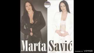 Marta Savic - Mamin sin - (Audio 2002)