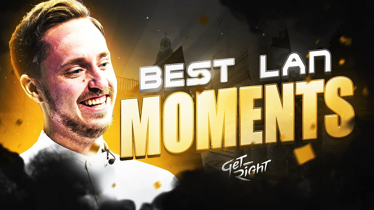 GeT_RiGhT - Best Of GeT_RiGhT - Lan Moments