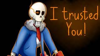 Undertale stronger than you trio disbelief papyrus,sans,underswap papyrus