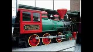 Chattanooga Choo Choo  (Shadows cover)