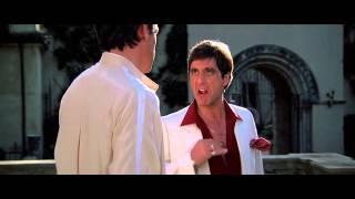 SCARFACE - One Of Tony Montana's Best Lines
