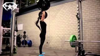 Front squat & press techniek