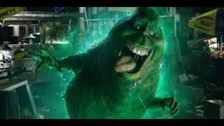 Ghostbusters 3 Slimer scence