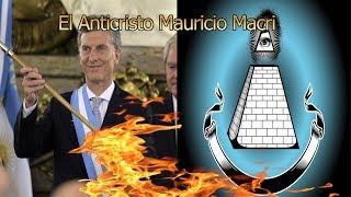 Mauricio Macri El Anticristo (para gente conspiranoica)