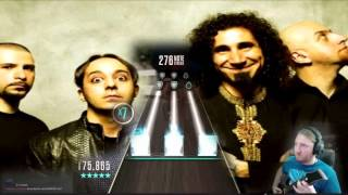 System of a Down - Lonely Day (Guitar Hero: Live, Expert, Chart Preview)