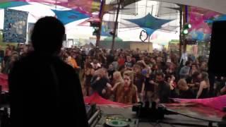 Imix Jaguar - Live Act- Kashyyyk @ Freqs Of Nature Full Moon Germany