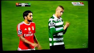 [PARTE II] Compilação videos deslocação do Sporting à luz - benfica 0 vs 3 Sporting 25/10/2015