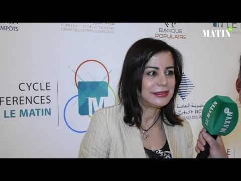 Video : Matinales de la fiscalité : Déclaration de l'expert-comptable Leila El Andaloussi