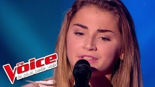 The Voice 2015│Lorenza - Aline (Christophe)│Blind Audition