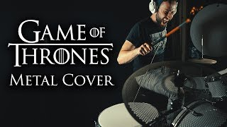 Game of Thrones Theme - METAL VERSION (Cover by Jonathan Young)
