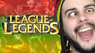 REGGAE DO LOL (League of Legends) ♫ @ziggyzira