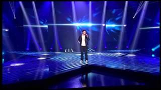 Lukijan Ivanovic (Recovery - James Arthur) - X Factor Adria - LIVE 6 - Pesma spasa