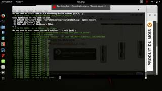 Hack website dbs  kali linux 2017