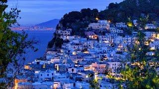 Beautiful Italian Music - Town of Italy