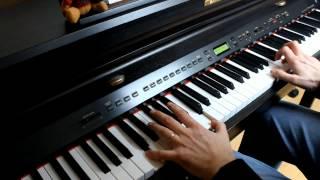 Génération Goldman - Famille - Piano Solo - Revisited - HD