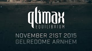 Time lapse Qlimax - Equilibrium - GelreDome Arnhem