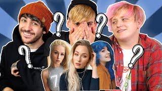 Mit welchem dieser YouTuber würdest du..? - mit Kostas
