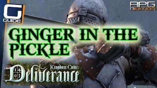 KINGDOM COME DELIVERANCE - Bandits Location (Ginger in a Pickle Quest Guide)