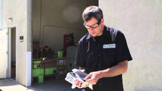 Inside a Lithium Ion Electric Car Battery Cut Open by EV West