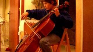 un violoncel ........