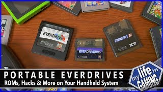 Portable EverDrives - ROMs, Hacks, & More on Handheld Systems / MY LIFE IN GAMING