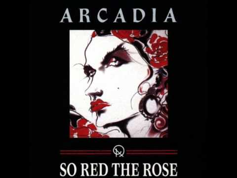 The Promise de Arcadia Letra y Video