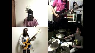 [HD]Boku no Hero Academia ED [Datte Atashi no Hero.] Band cover