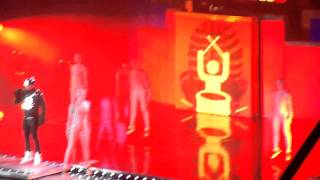 Black Eyed Peas HD  Boom Boom Pow LIVE
